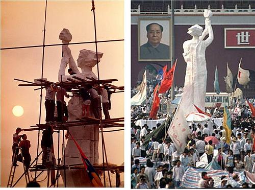Tiananmen 5 de Junio de 1989 - 2 por ti.