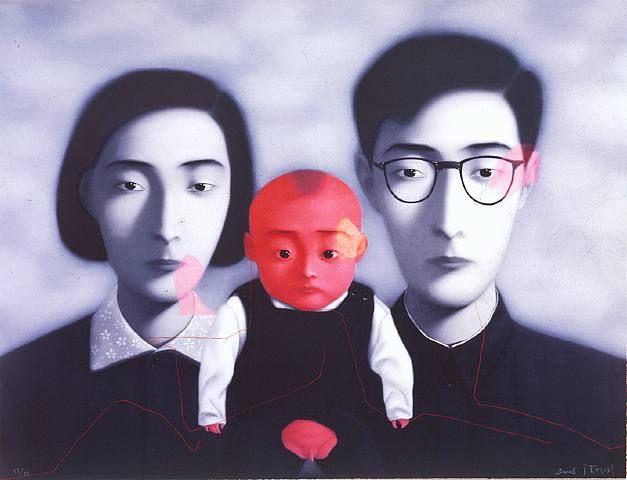 Zhang Xiaogang, Big Family
