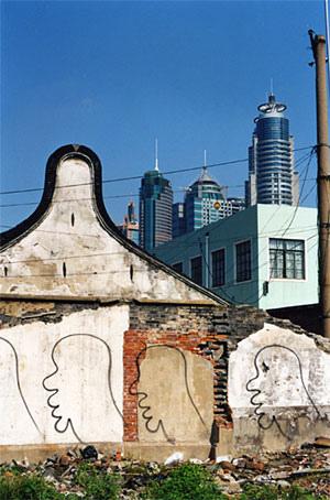 Zhang Dali Graffity 2 por ti.